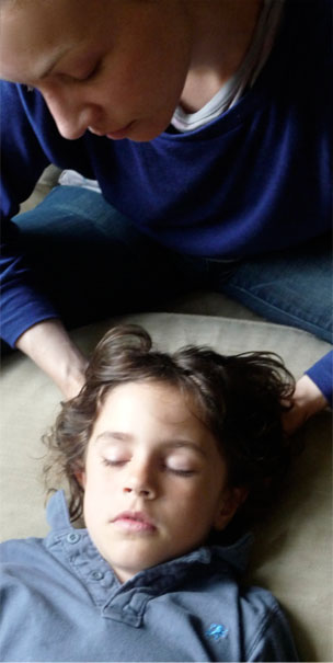 Craniosacral Therapy Rachel Smith